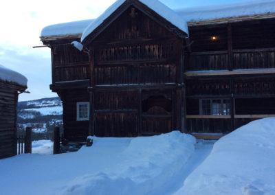 Heidal overnatting Søre Harildstad