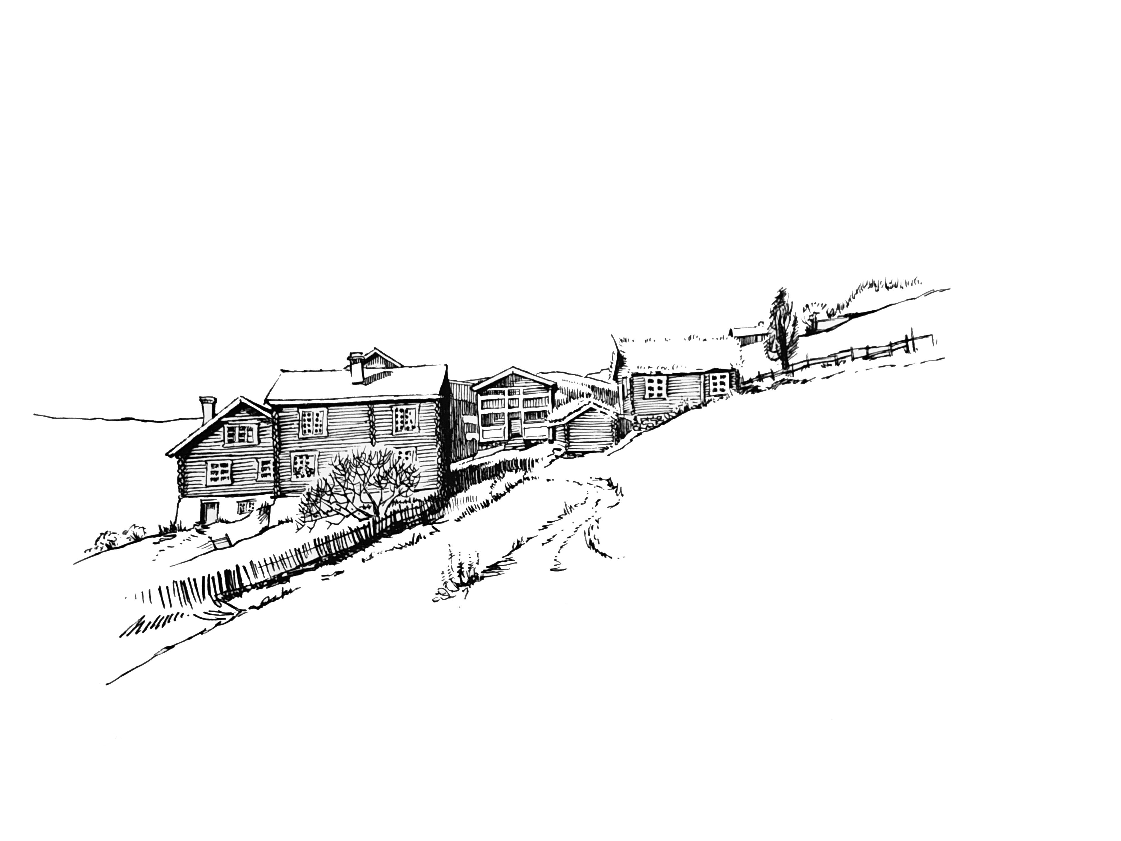 Heidal illustrasjon Søre Steine